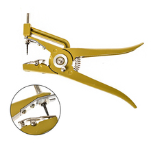 Puncher Sheep-Livestock Plier Tagger-Tool Ear-Tag Applicator Animal-Control Cow 1pc Device