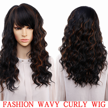 Long Natural Wave Wigs for Women
