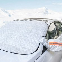 Abdeckung Auto Multifunktions Auto Windschutzscheibe Schutz Schnee Eis Frost Staub Sonne Schatten Schutz Auto Im Freien Windschutzscheibe Protector
