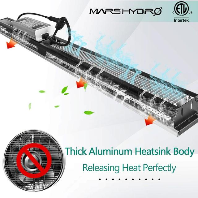 Newest Mars Hydro SP 6500 3000 150 LED Grow Light Full Spectrum 3