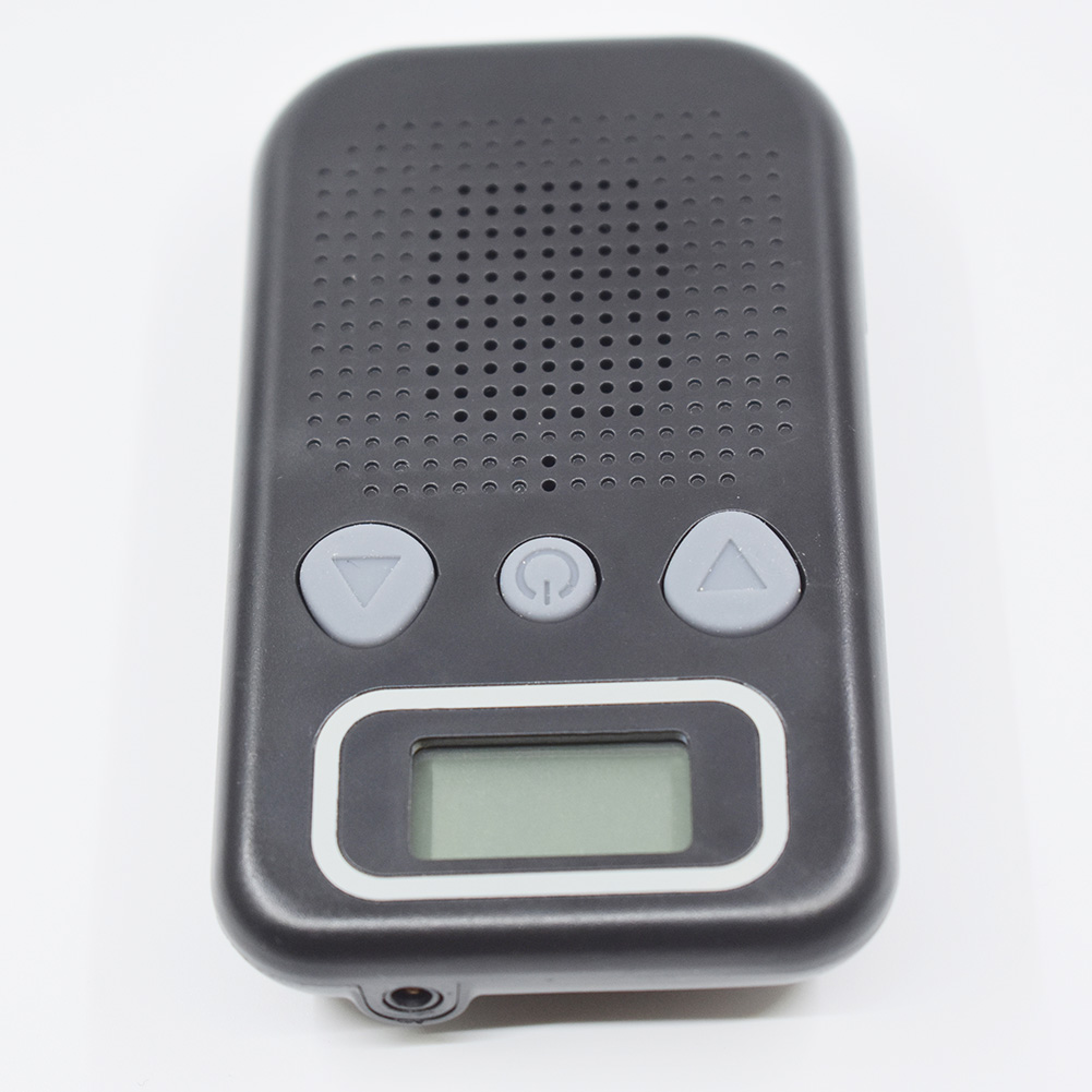 Портативный усилитель слуха улучшает вокал персональный усилитель звука с 15 уровнями громкости DNJ998