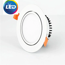 2021 Dimmable Recessed LED Downlights 7W 9W 12W COB LED Lights AC220V 230V Ceiling Spot Kitchen Lamps Indoor Hotel Lighting B