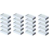 20 Pc filtr Hepa dla Ilife V5 V5S V3 V3S V5Pro V50 V55 X5 V5S Pro odkurzacz robot części w Części do odkurzaczy od AGD na