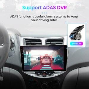Image 5 - Junsun V1 2G + 32G Android 10.0 DSP สำหรับ Solaris Hyundai 2010 2017รถวิทยุมัลติมีเดียวิดีโอ player นำทาง GPS RDS 2 Din Dvd