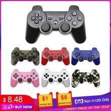 Mando de juegos inalámbrico Bluetooth para SONY PS3 para consola de Joystick Play Station 3 para control Dualshock 3 para PC
