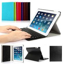 Smart Keyboard Case For iPad 9.7 2018 2017 For iPad 2/3/4 Air 2 iPad Pro 9.7 Bluetooth Keyboard Case Stand Cover keyboard case for ipad 9 7 2017 2018 air 2 pro 9 7 cover for ipad mini 4 5 7 9 shell for ipad air 3 2019 pro 10 5 case keyboard
