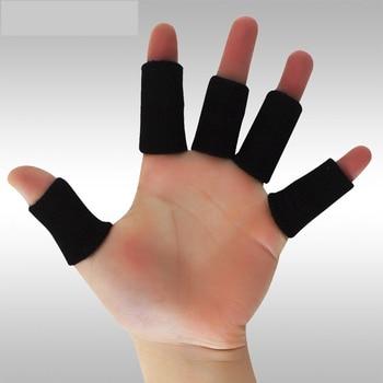 Juego de dedos de movimiento de deslizamiento de nailon de nudillos de voleibol de baloncesto de 10 Uds de CHAOBA