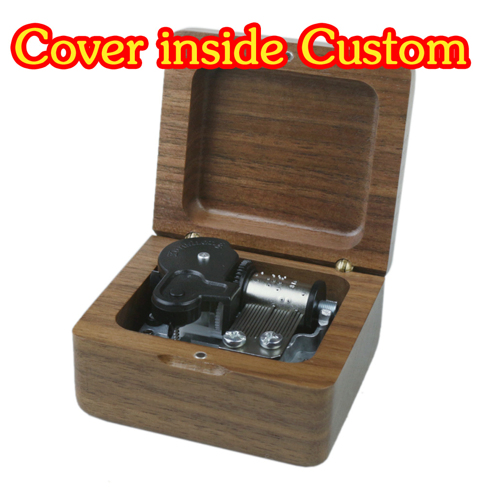 Handmade Wooden TheLegendofZelda Music Box Birthday Gift For Christmas Valentine's day special gifts for lovers, childrens 6