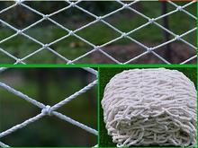 White nylon net Children's safety net Pet Net Anti cat net Protective net for stairs on balcony Fall prevention