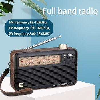 Радиоприемник RETEKESS TR614 FM/MW/SW 3