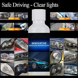 20ML Car Headlight Repair Spray Headlight Retreading Fluid Coating Anti-scratch Maintenance anti-Oxidation Yellowing Agent TSLM1