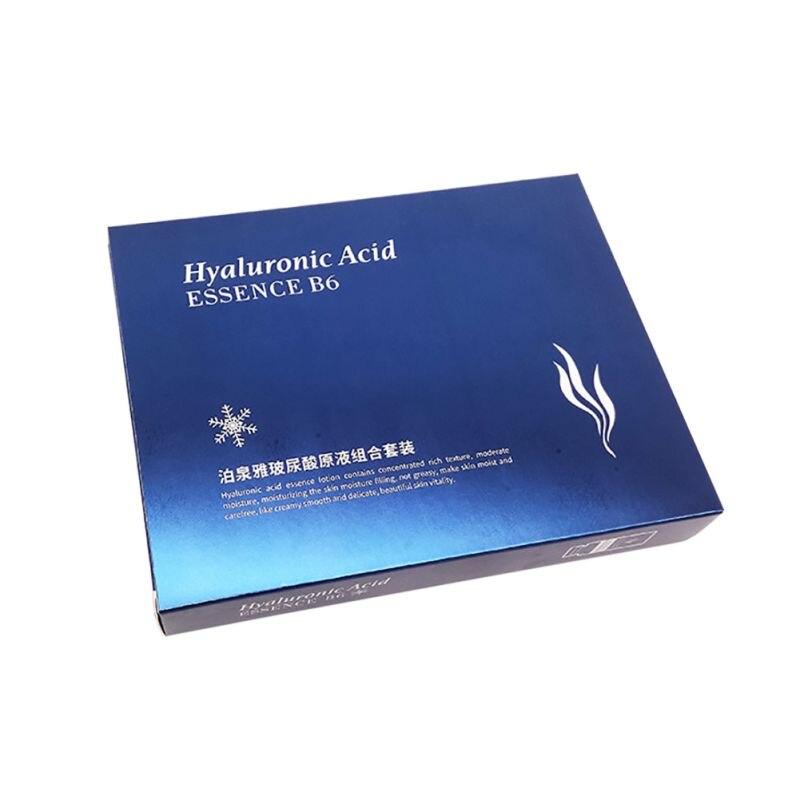 2019 Facial Serum Moisture Hyaluronic Acid Vitamins Serum Face Anti Wrinkle Anti Aging Collagen Liquid Essence