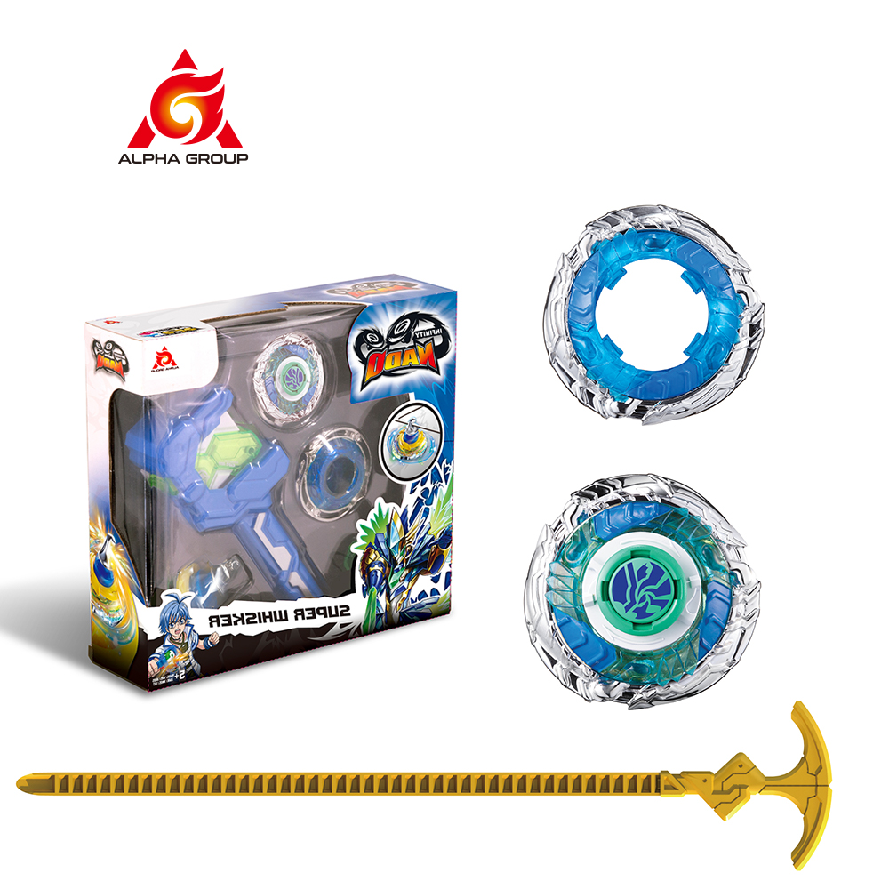 2020 Infinity Nado-Athletic Series-Launcher Set-Glittering Butterfly Transforming Vehicles Remote Control