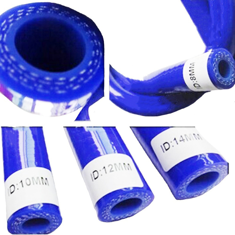 SPSLD 20mm 3 layers Polyester 1 Meter Silicone Straight Hose blue Silica gel tube For Car engine Universal High temperature pipe|Hoses & Clamps|   - AliExpress