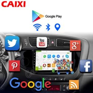 Image 3 - CAIXI 2din Android Car Radio Multimedia Video Player autoradio rds audio GPS Navigation dvd  For KIA Ceed CEED JD 2012 2018