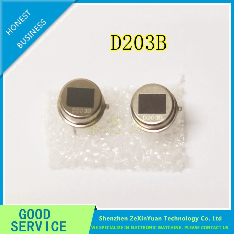 5PCS/LOT D203B D203 NEW  HUMAN INFRARED RADIAL SENSOR INSTEAD OF (LHI874 LHI878 RE200B P228 )