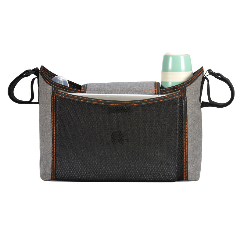 H397c29060c984102ac1e0b6161e1f88f6 Baby Stroller Organizer Nappy Bag Mummy Waterproof Hanging Carriage Bottle Bag Handbag Pram Buggy Cart Organizer Diaper Bag