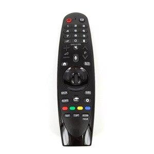 Image 4 - Yeni AKB75375501 orijinal LG AN MR18BA AEU sihirli uzaktan kumanda ile ses Mate seçmek için 2018 akıllı TV Fernbedienung