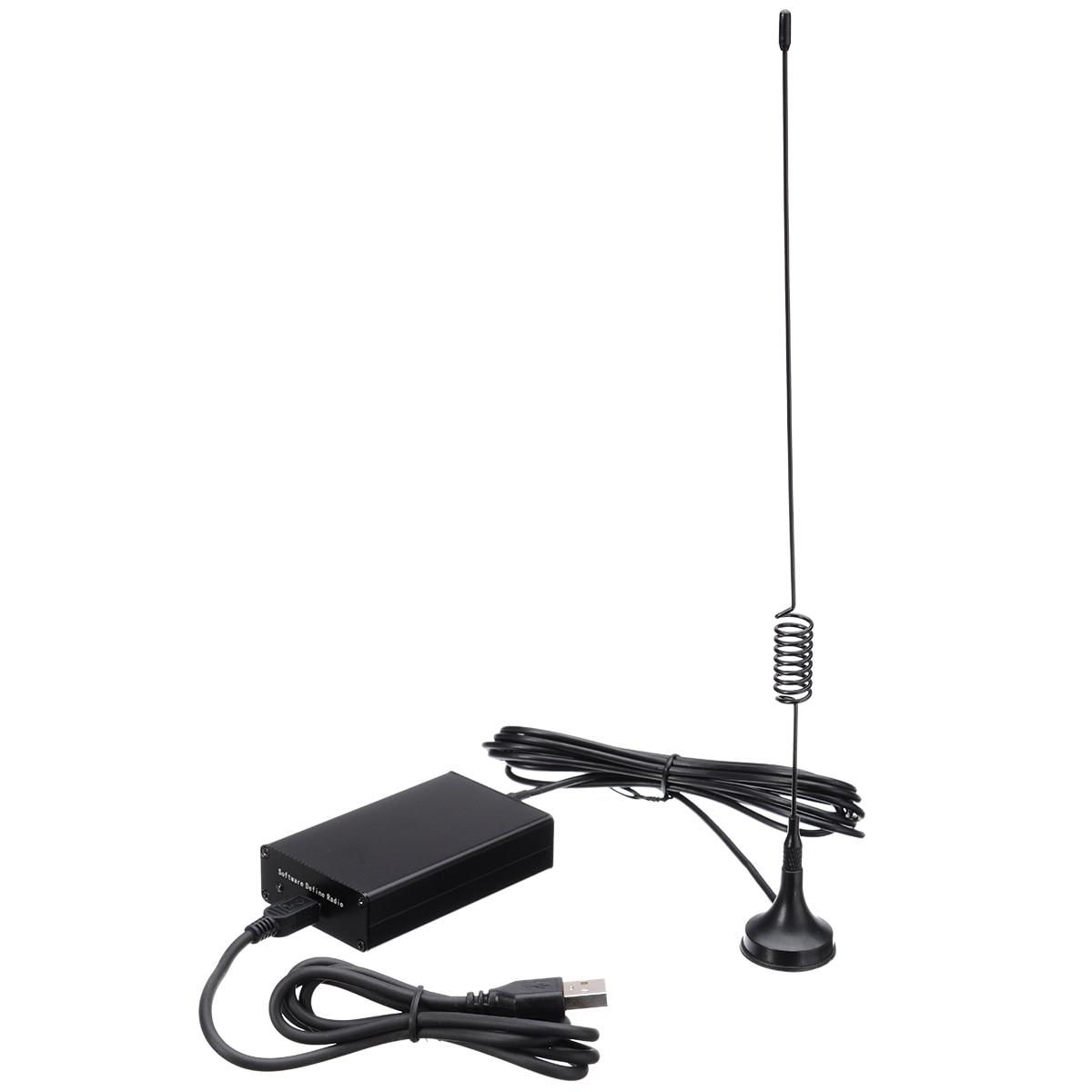 Новый RTL2832U + R820T2 100 кГц-1,7 ГГц SDR полный диапазон радио USB тюнер приемник ТВ аксессуары