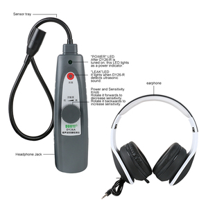 Image 3 - Detector de vazamento de carro ultrassônico dy26a, instrumento de inspeção de vedação de falha