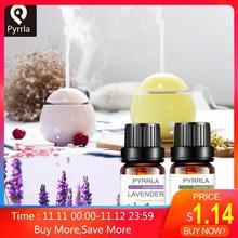 Pyrrla 10ML Pure Essential Oil Massage Humidifier Tea Tree O