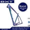 2020 Новинка 29er полная карбоновая рама 148*12 мм MTB карбоновая рама для велосипеда Рама для горного велосипеда используется для гоночного велоси...