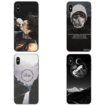 TPU Call Box For Apple iPhone 4 4S 5 5S SE 6 6S 7 8 11 Plus X XS Max XR Pro Max Bring Me The Horizon British Metalcore Band Bmth image