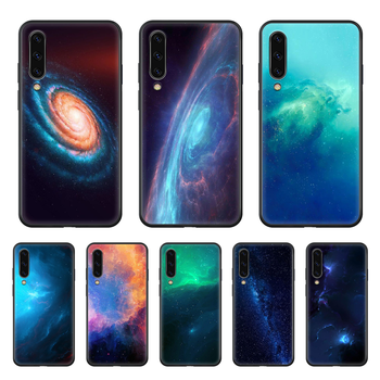 Universe Starry Sky Phone case hull For Samsung Galaxy A 50 51 20 71 70 40 30 10 E 4G S black hoesjes tpu cell cover trend funda image