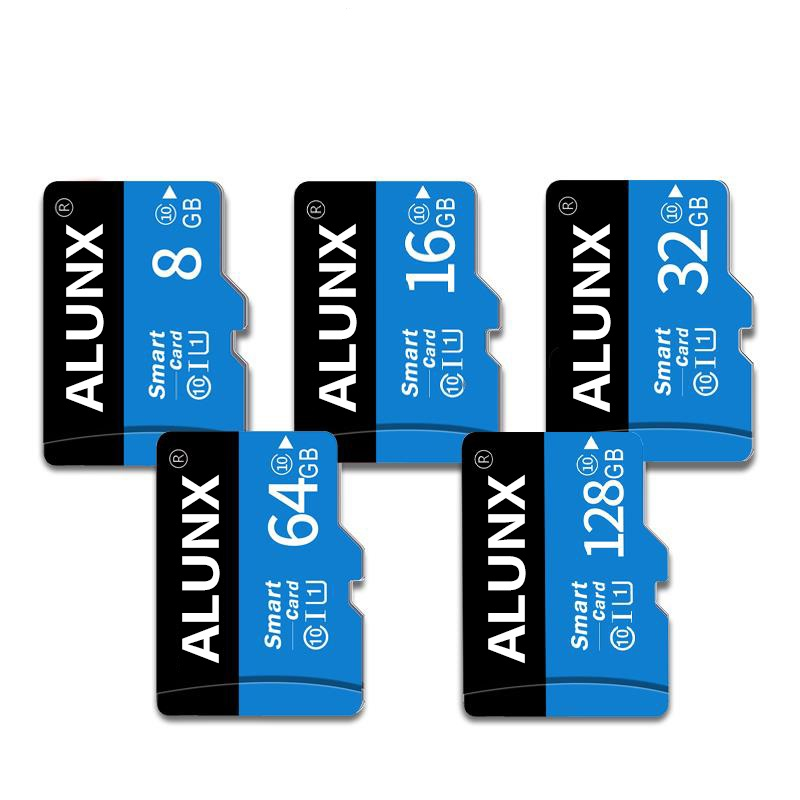 Micro SD TF-карта 8 16 32 64 128 256 Гб класс 10 Флэш-карта памяти 8 ГБ 16 ГБ 32 ГБ 64 Гб 128 ГБ 256 Гб Microsd для адаптера смартфона