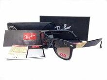 RayBan RB2157 Sunglassess Fashion Polarized Sunglasses Glasses HD Oculos fashion Men women