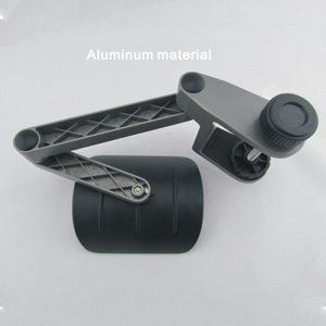 Image 5 - Neueste Ergonomische Computer Armlehne Metall Arm Unterstützung Einstellbare Arm Handgelenk Rest Unterstützung Hause Büro Maus Hand Halterung