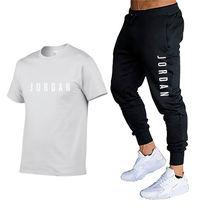 Новинка лета 2020 Мужская футболка jordan спортивная одежда