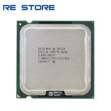 Processador intel core 2 quad q9650 3.0ghz 12mb cache fsb 1333 desktop lga 775 cpu