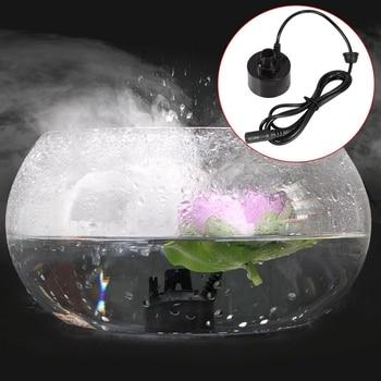 400 ML/H Mini Ultraschall Nebel-hersteller Fogger Wasser Brunnen Teich Nebel Maschine Zerstäuber Luftbefeuchter