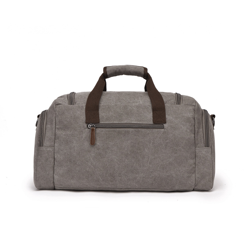 Europa y los Estados Unidos bolsa de viaje bolso de lona bolso de viaje bolsa de hombre bolsa de bandolera - 2