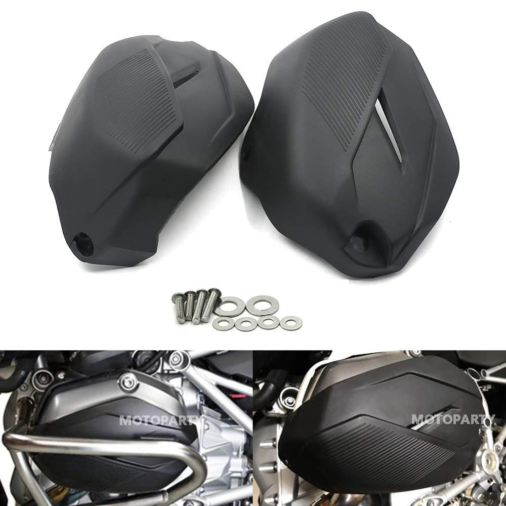 R <font><b>1200</b></font> <font><b>GS</b></font> Motorcycle Cylinder Head Guards Protective Cover For <font><b>BMW</b></font> R1200GS <font><b>Adventure</b></font> 2014 <font><b>2015</b></font> 2017 R1200R 15on R1200RT 16on image