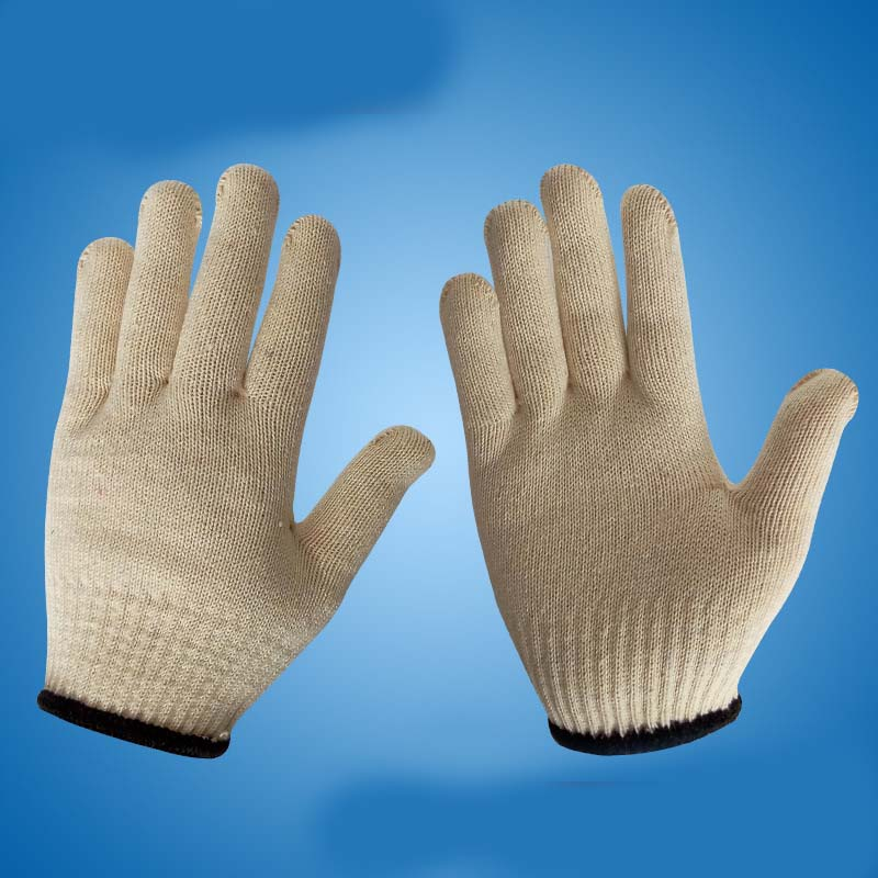 500 G Nylon Wire Gloves Wear-resistant Thickening Protective Gloves