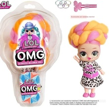 LOL Surprise O.M.G Sweet Treat Toys Hobbies Dolls Accessorie