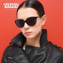 20/20 Brand Design Cat eye Women Sunglasses Polarized Female