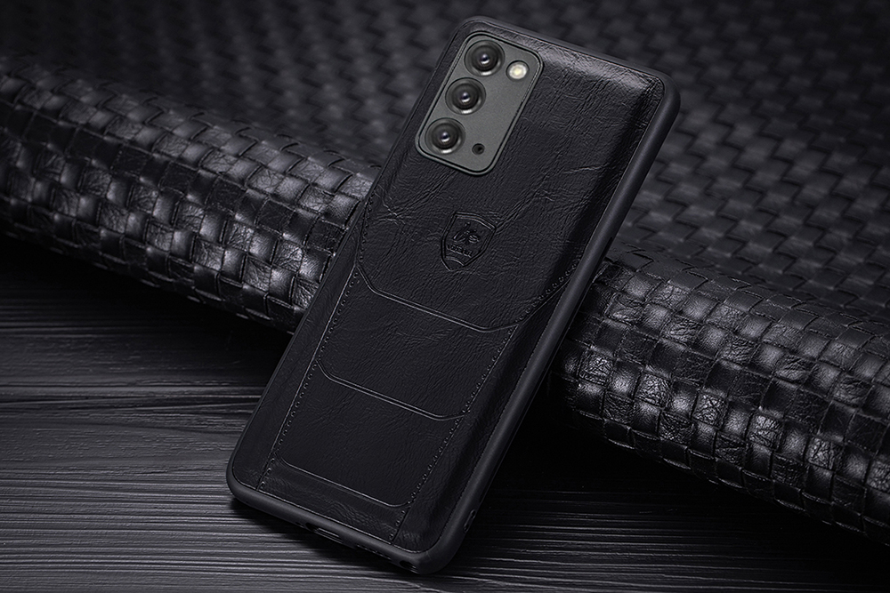 Galaxy NOTE 20 Ultra leather case 14