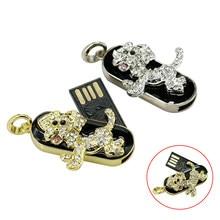 Stylo-pilote pour chien, clé USB 8 go, 256 go, 4 go, 32 go, 4 64 go, 128 go, clé USB, mini disque Flash USB créatif en métal pour animaux, cadeau