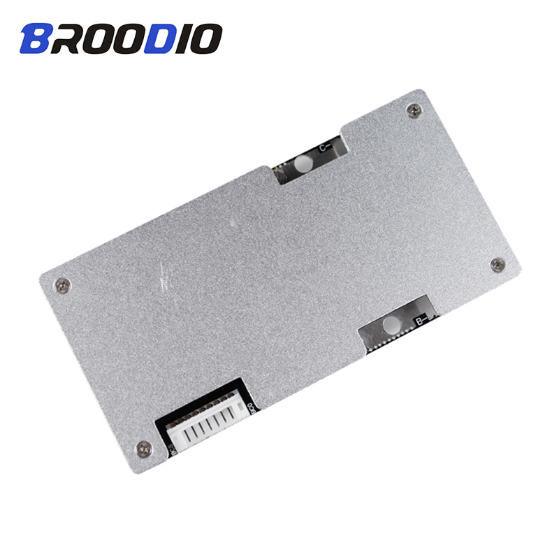 BMS 6S 7S 8S 20A 30A 80A 150A Iron Lithium Battery Protection Board 24V 6S 7S Lifepo4 BMS 18650 PCB Circuit Module With Balance