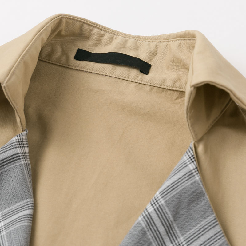 Turmeric Elegant trench Khaki coat autumn winter coat women Casual plaid long overcoats Vintage stitching outwear Office coat 9
