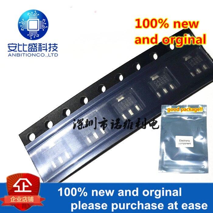 10pcs 100% New And Orginal AIC1735-33CX AIC1735-3.3PX SOT89 3.3V In Stock