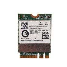 NGFF BCM94356 802.11AC 867Mbps WIFI + Bluetooth 4.1 Cartão Sem Fio Para Thinkpad L460 L560 P50S T460 T460S T460P T560 FRU 00JT479