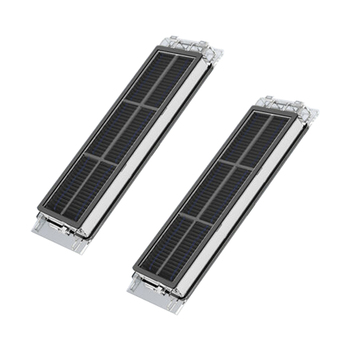 цена на 2Pcs/Set Activated Carbon Filters for Xiaomi Robot 1St Generation for Roborock S/T/P/Xiaowa Vacuum Cleaner