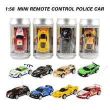 8 farben 20 Km/h Koks Kann Mini RC Auto Radio Fernbedienung Micro Racing Auto 4 Frequenzen Spielzeug Für Kinder geschenke RC Modelle Heiße Verkäufe