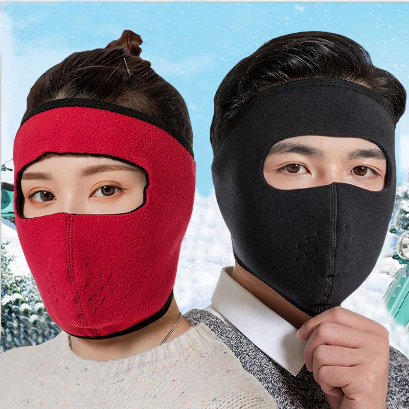 Warm Winter Full Face Mask Winter Sport Accessories Windproof Bike Bicycle Cycling Snowboard Outdoor Masks Running Mask Neck