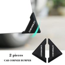 2 pezzi 90 gradi porta auto angolo copertura antigraffio protezione anticaduta per Chevrolet Cruze Captiva Lacetti spark Aveo Orlando Epica