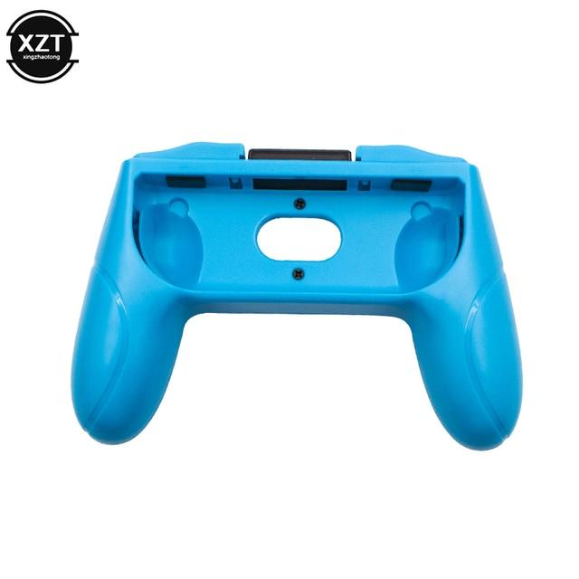 2pcs/set for Nintendo Switch Controller Grip joystick ABS Gamepad Handle Joypad Stand Holder Game pad for NintendoSwitch holder 5